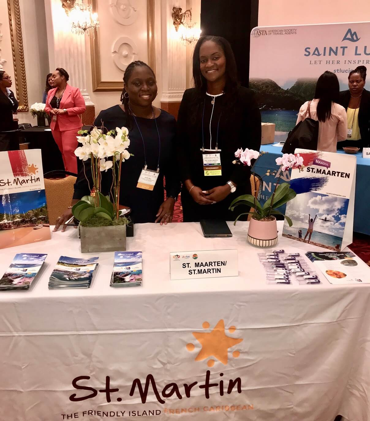 St. Martin shines at CTO's Caribbean Week in New York City
