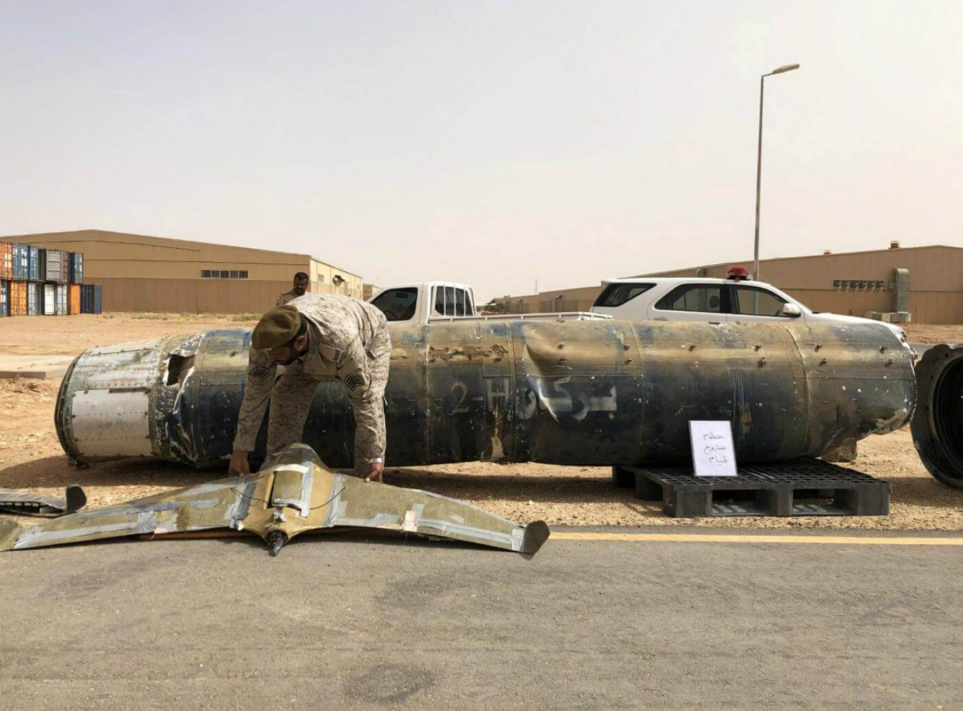Yemeni militants launch drone attack on Saudi Arabia's Jizan Airport