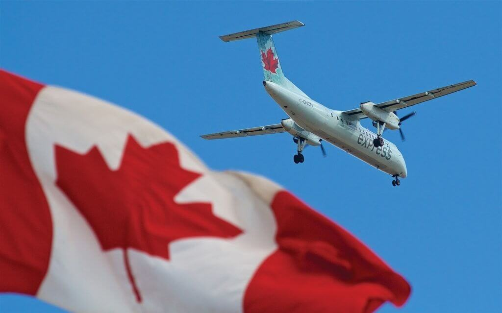 Canadian airline passengers have new rights starting today