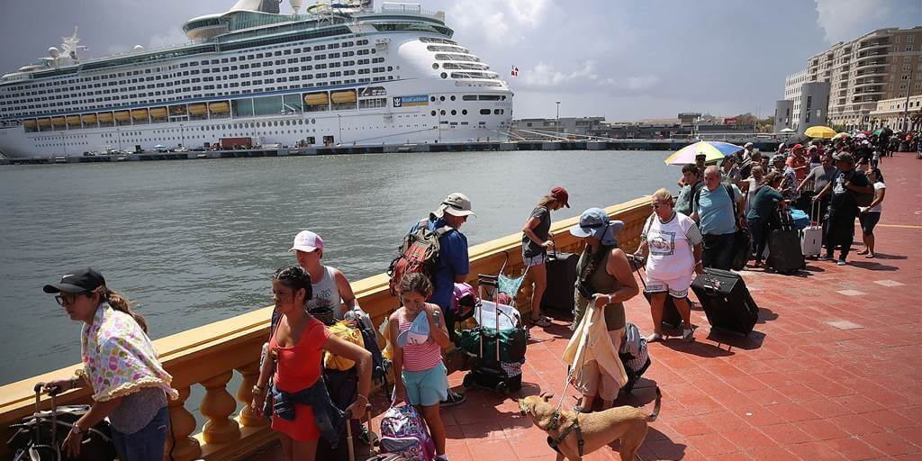 Two Royal Caribbean cruise ships cancel Puerto Rico stops over