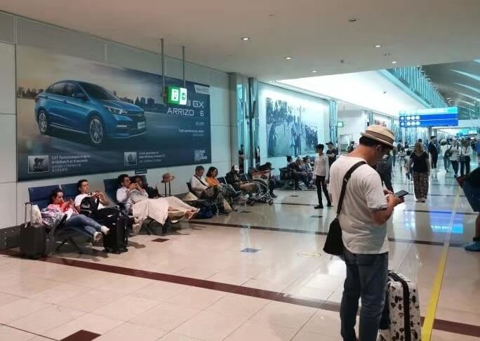 New China auto image: Chery reaches the world with Dubai Airport ads
