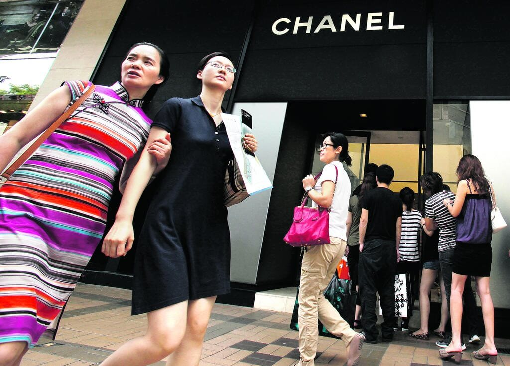 The rise of Chinese luxury traveler and their spending power
