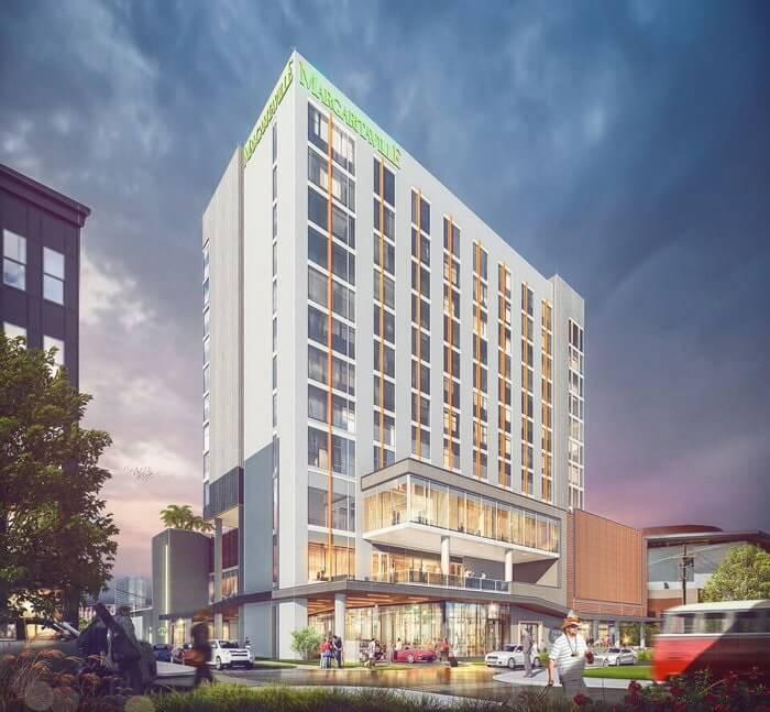 Davidson Hotels & Resorts to manage Margaritaville Hotel Nashville