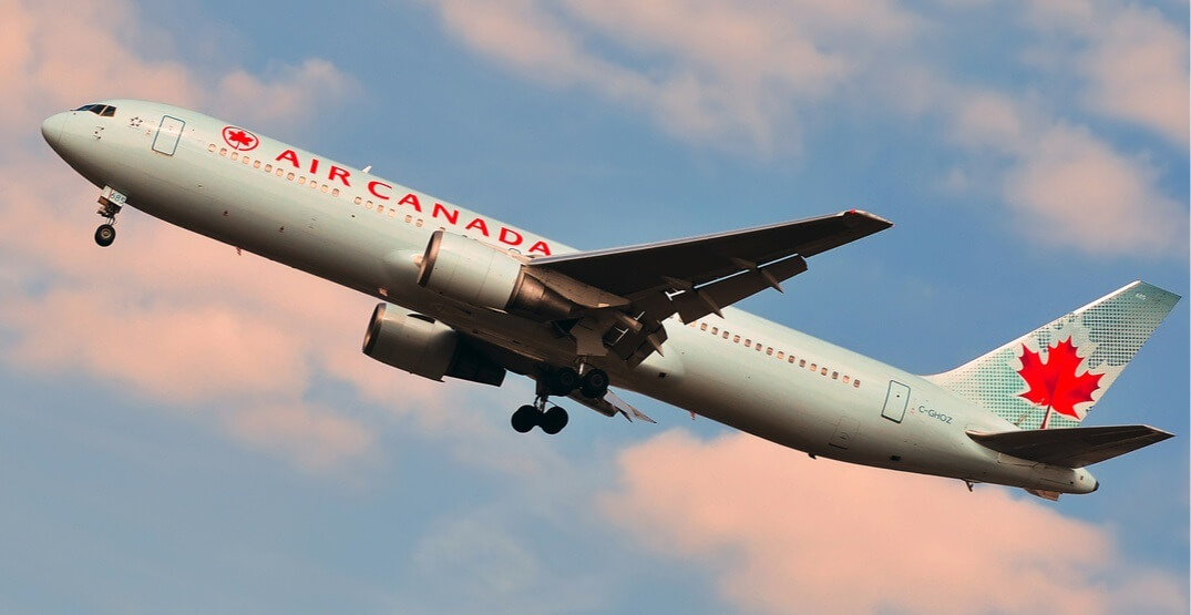 Air Canada resumes its full India schedule after airspace closure