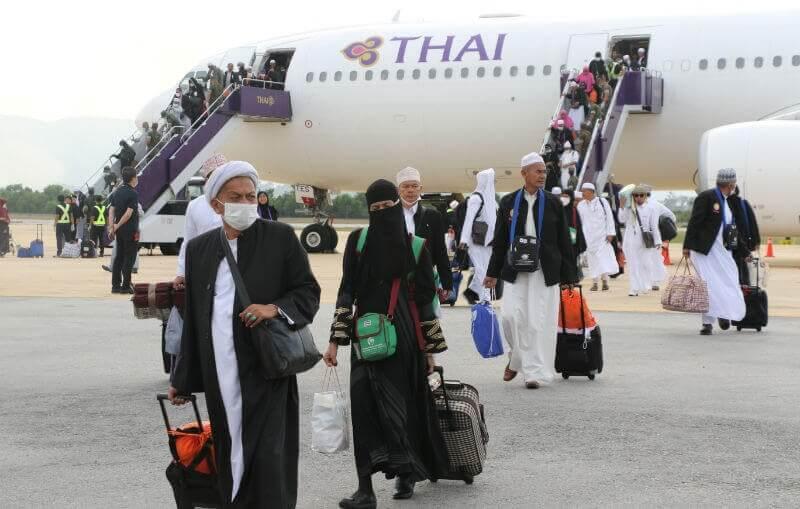 Thailand sends medics to Saudi Arabia to assist Thai Hajj pilgrims