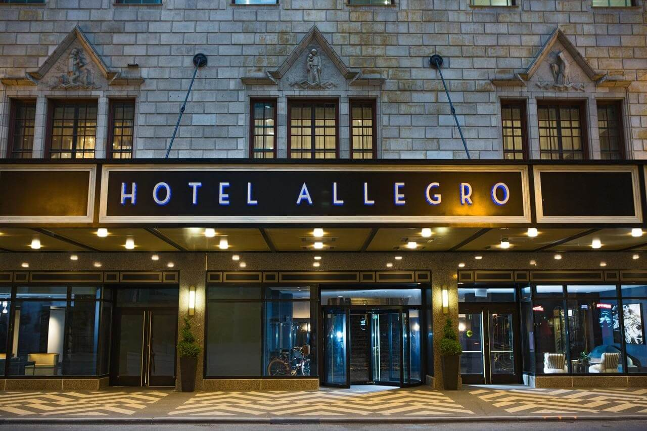 New General Manager named for Kimpton Hotel Allegro Chicago