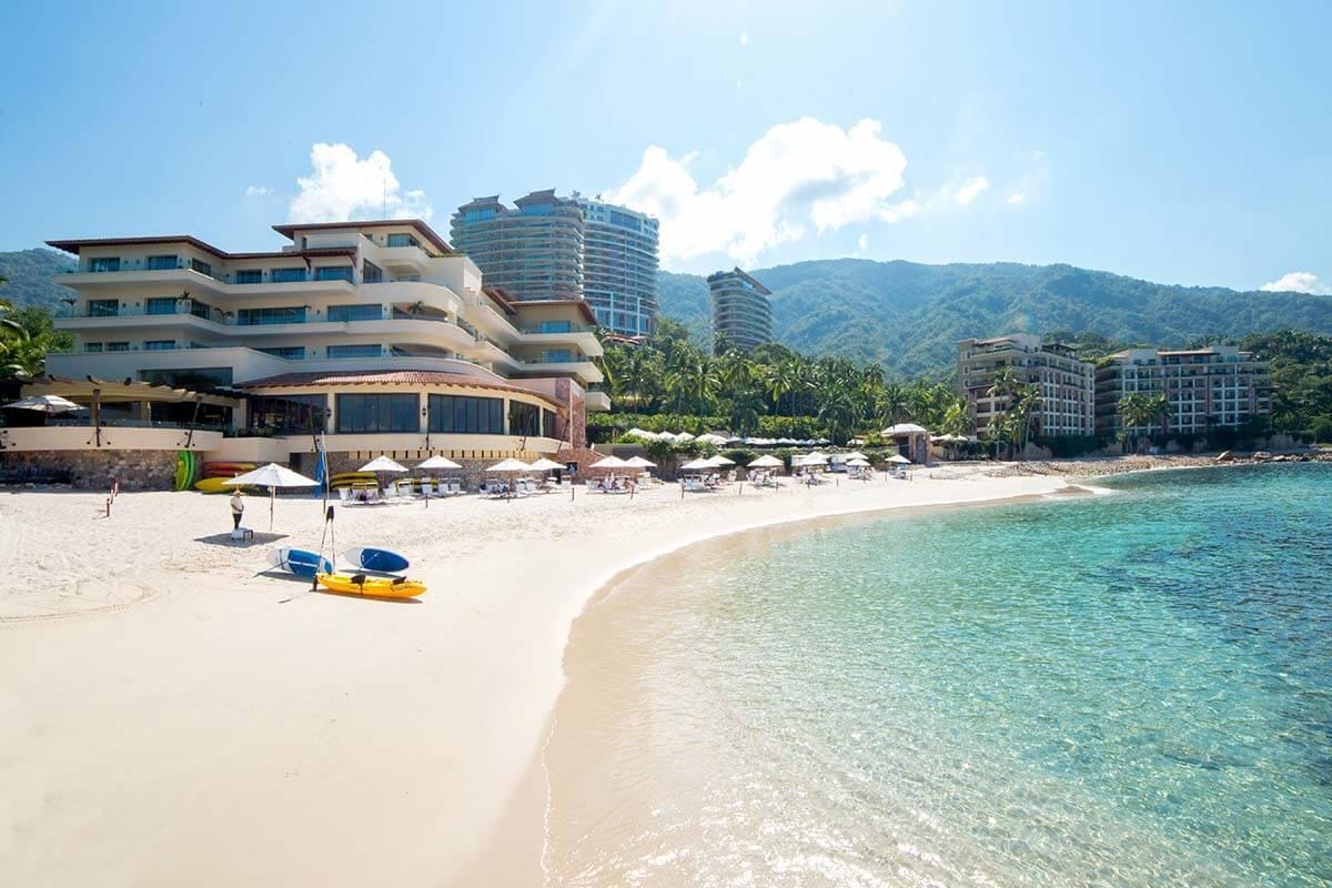 Puerto Vallarta's beaches are ready for fun in the sun