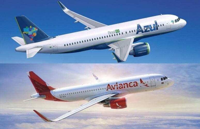 Brazilian Azul and Colombia's Avianca announce interline agreement