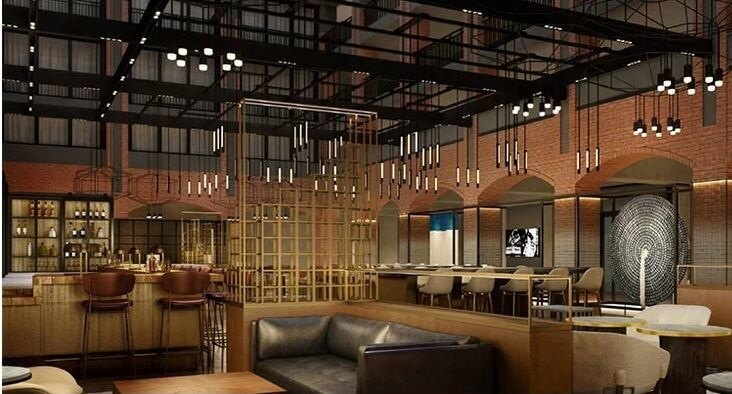 Renovated and rebranded Philadelphia Marriott Old City opens