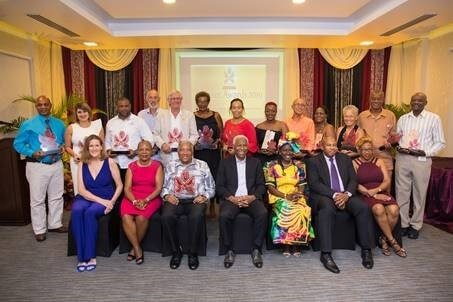 Grenada recognizes excellence and innovation in tourism