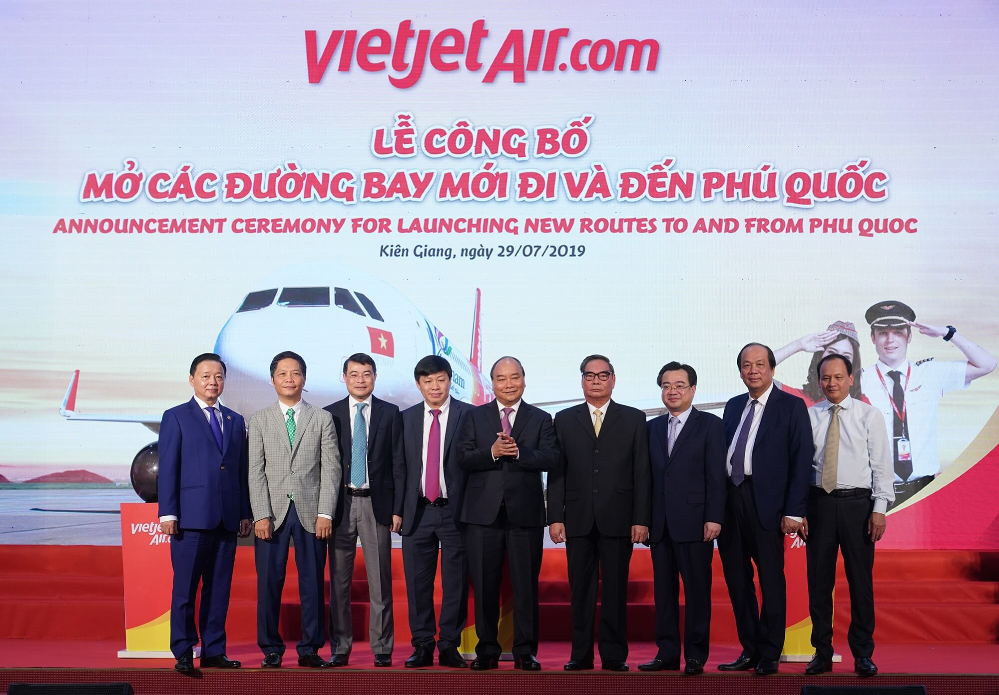 Vietjet increases flight frequencies to Phu Quoc island