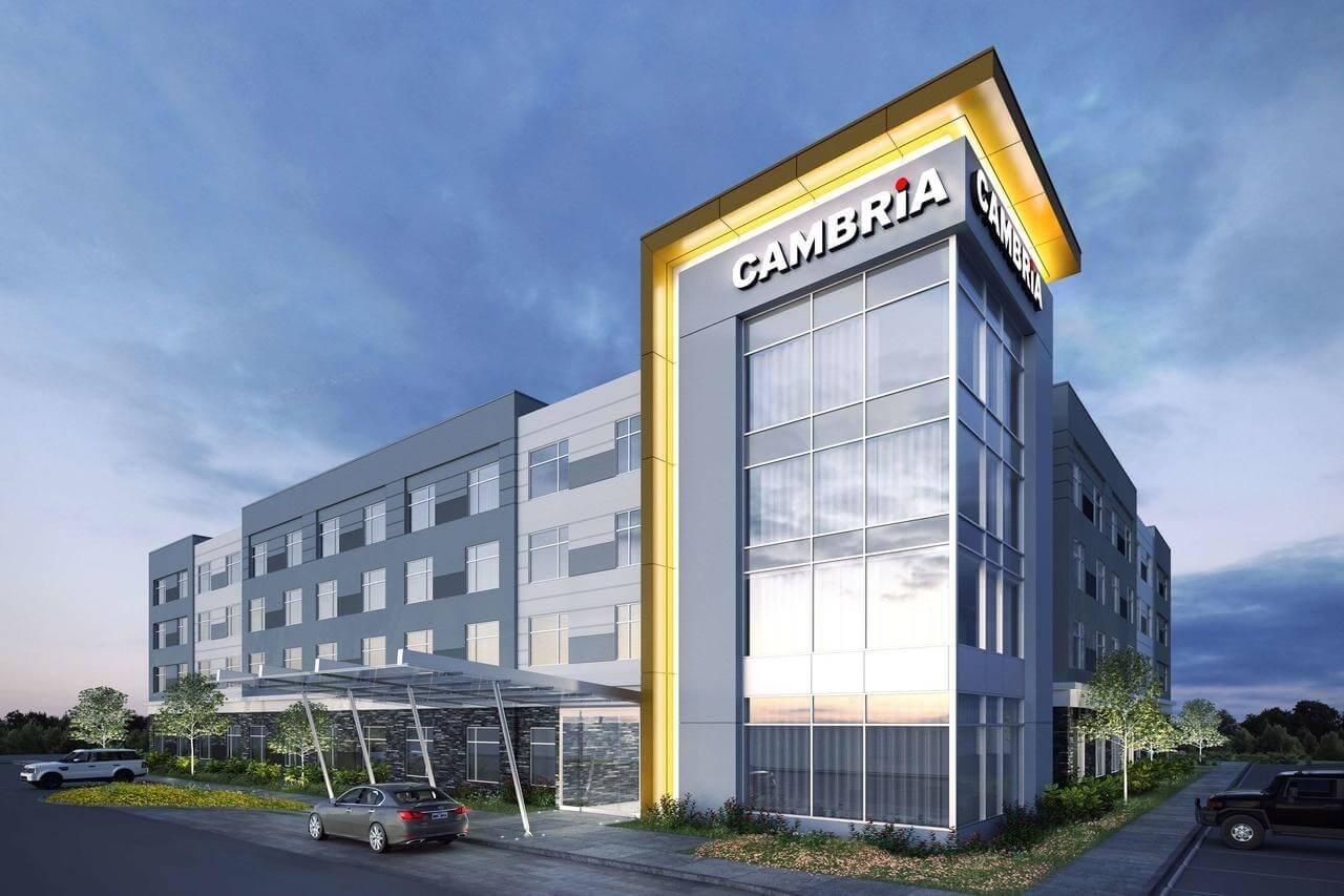Cambria Hotels announces first Iowa location