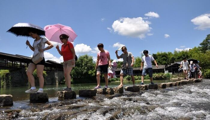 China's rural tourism booming with 1.51 billion trips in first half of 2019