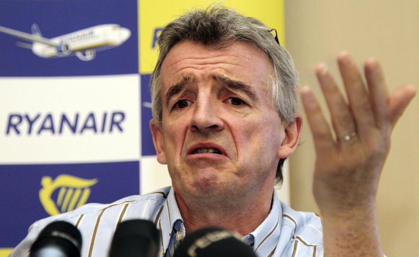 Ryanair CEO to Boeing: Get your s**t together!