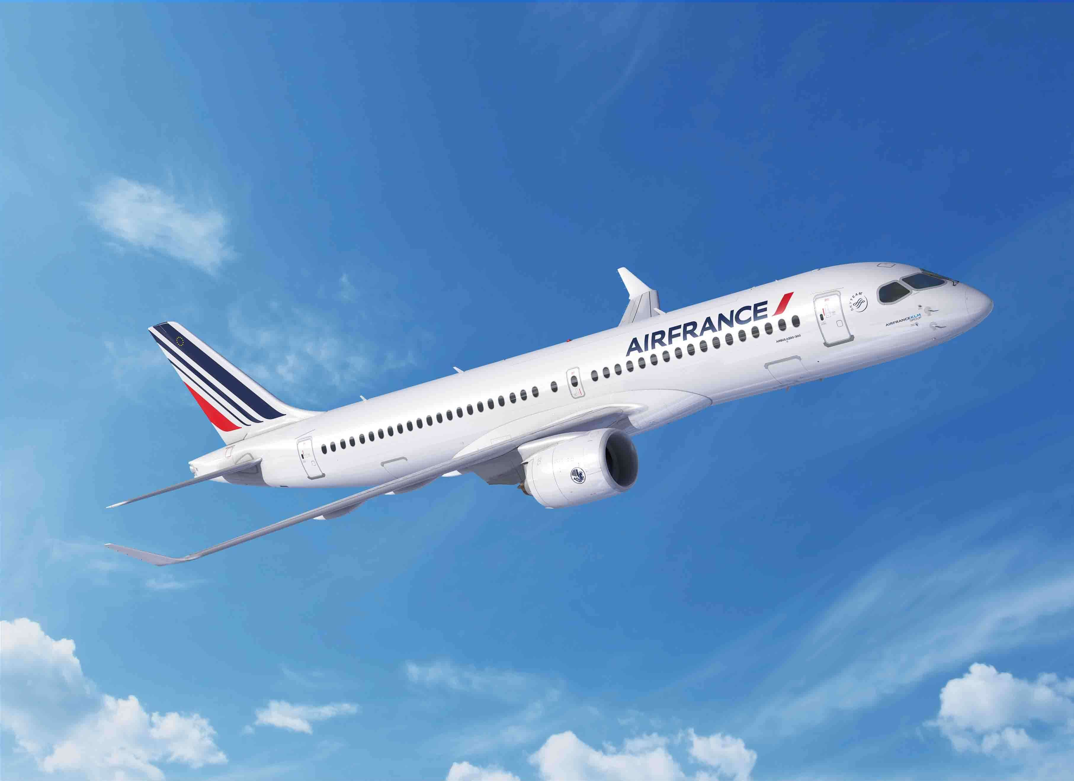 Air France-KLM to buy 60 Airbus A220 aircraft