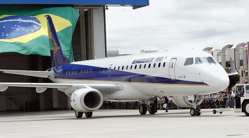 Embraer: 51 jets delivered in 2Q19