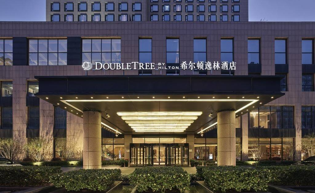 DoubleTree by Hilton expands its presence in China with opening in downtown Shanghai