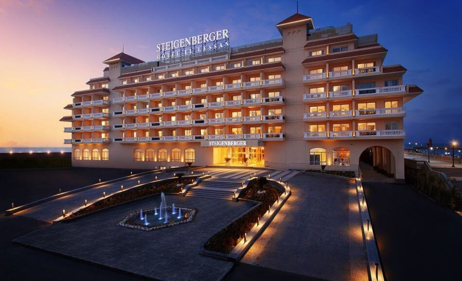 New Steigenberger Hotel El Lessan opens in Ras El Bar, Egypt