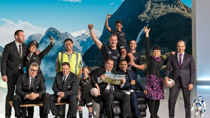 Air New Zealand launches new 'Air All Blacks' safety video