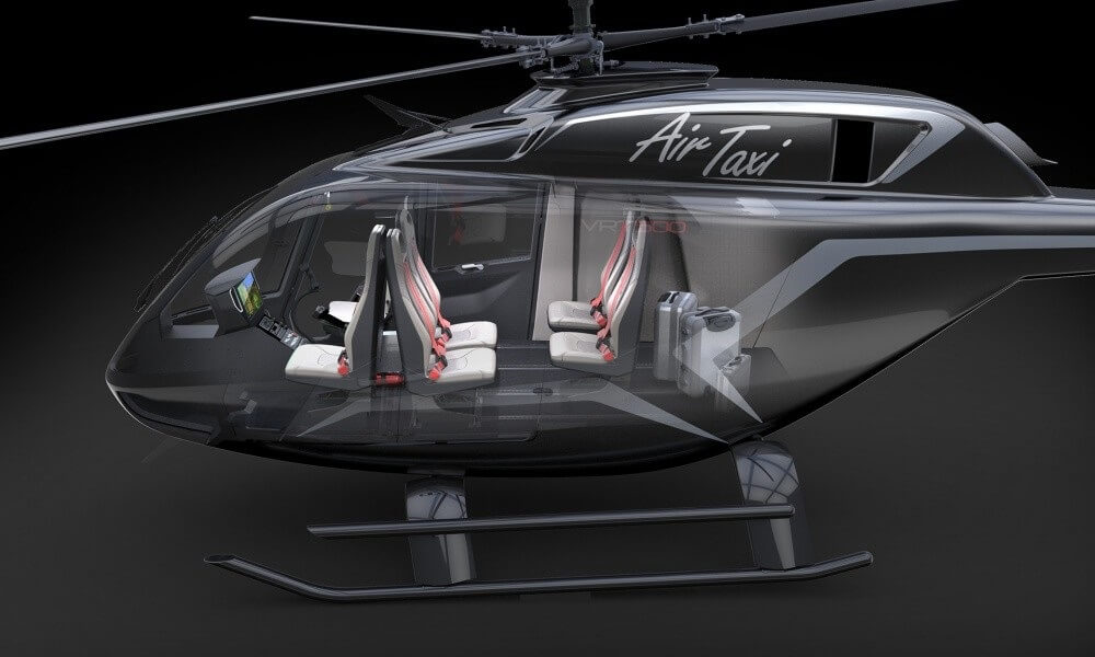 Russian Helicopters: Air taxi services to become everyday reality soon