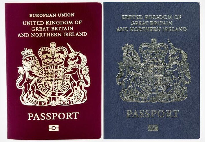 Will new post-Brexit British passports be 'Made in Poland'? | Buzz