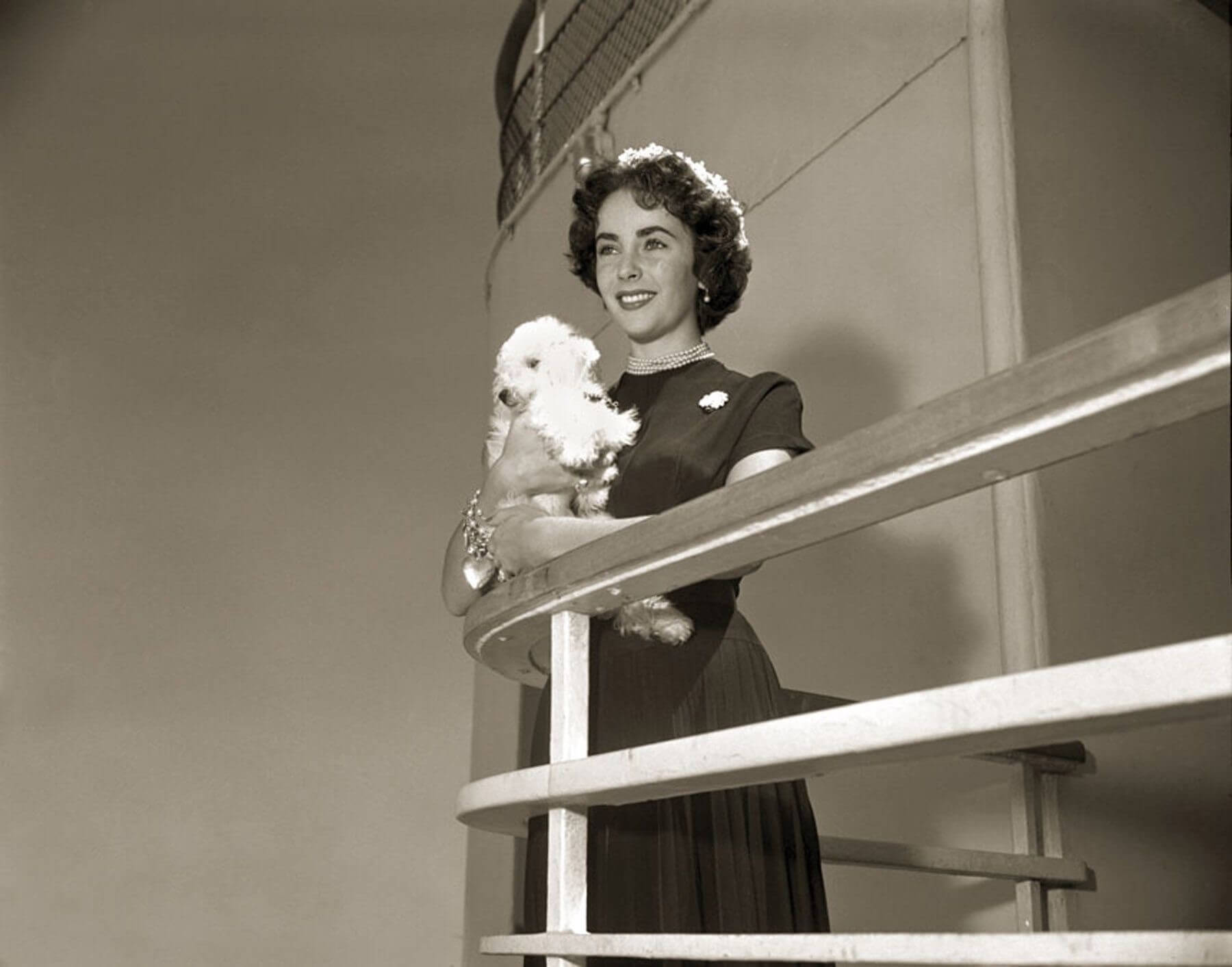 Elizabeth Taylor's items to be auctioned on Queen Mary 2 voyage