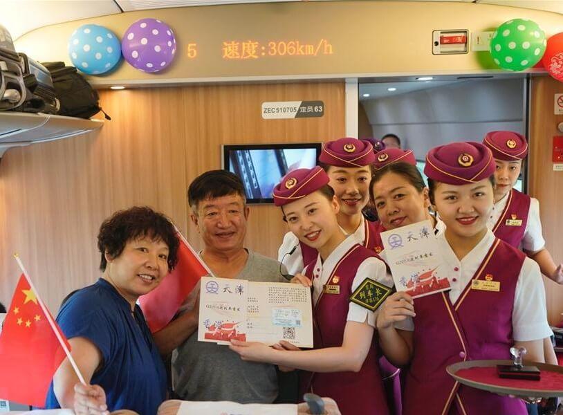 , New bullet train service links Tianjin and Hong Kong, Buzz travel | eTurboNews |Travel News