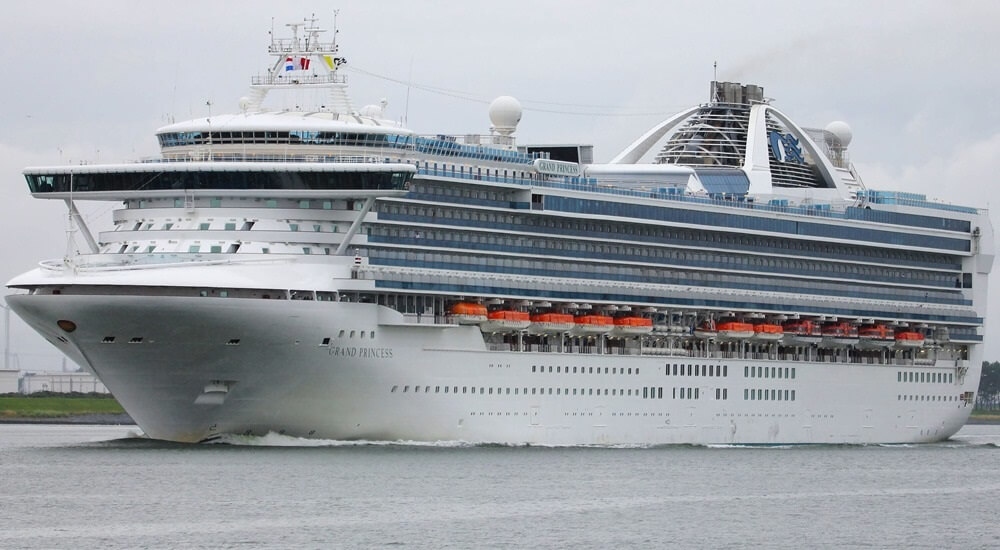 Princess Cruises to homeport Grand Princess in Singapore