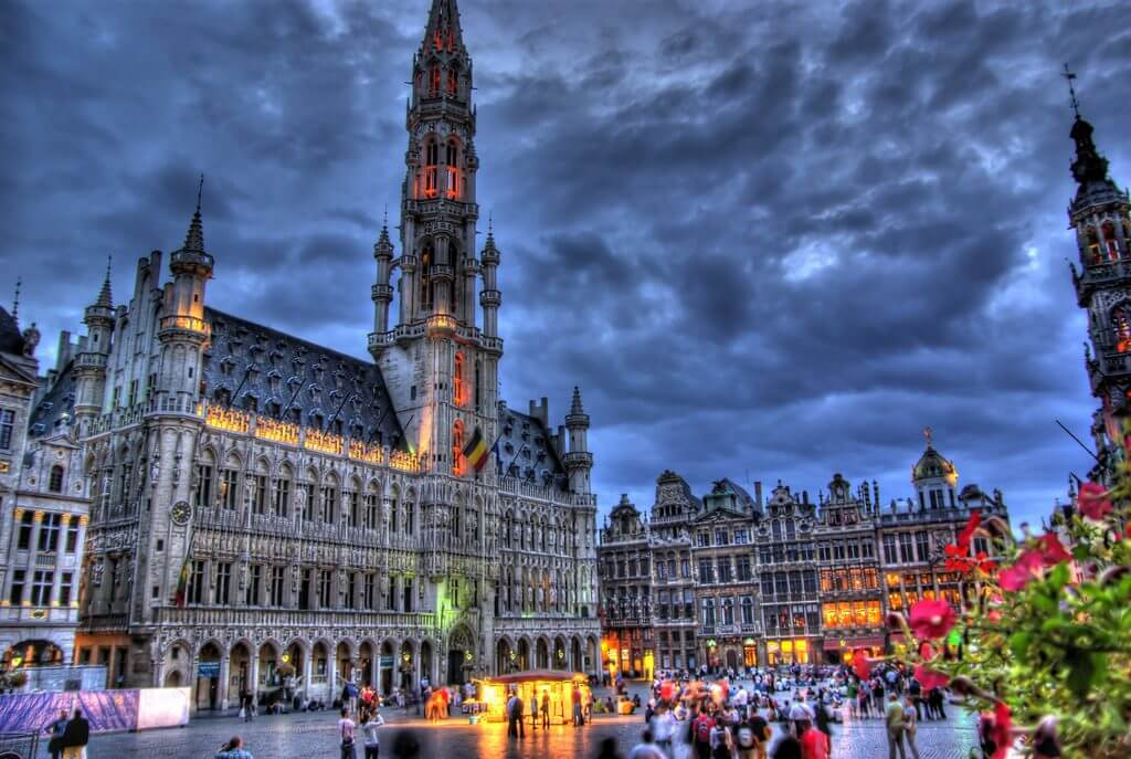 """, Brussels, the preferred """"events"""" destination for associations in Europe, Buzz travel 