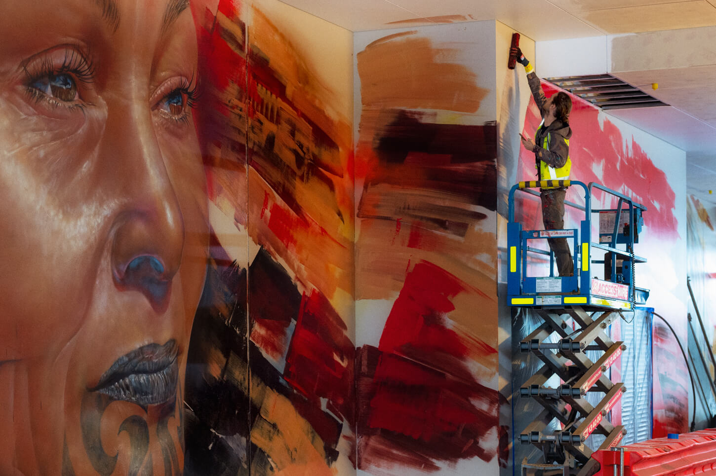 The Adnate to open in Perth : Get ready for the worlds tallest Murals