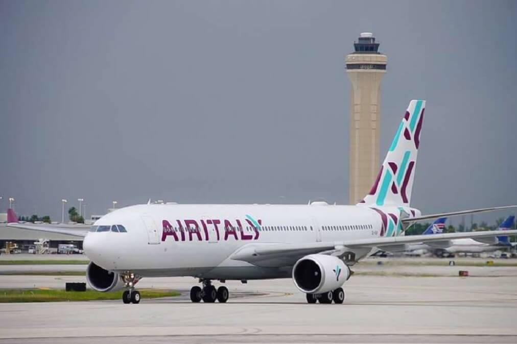Air Italy: New winter flights