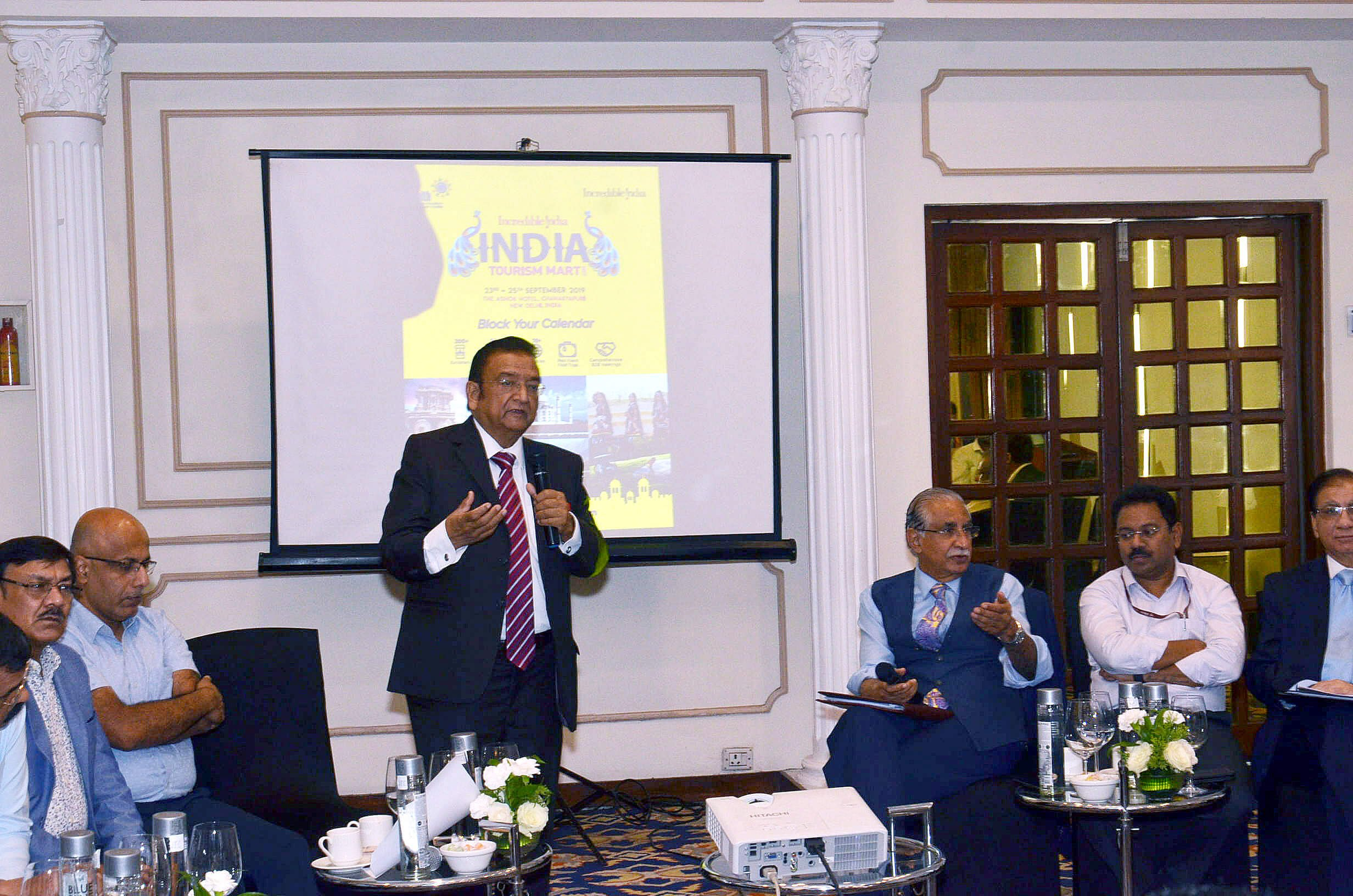 India Tourism Mart: Country's biggest Buyer-Seller inbound tourism event