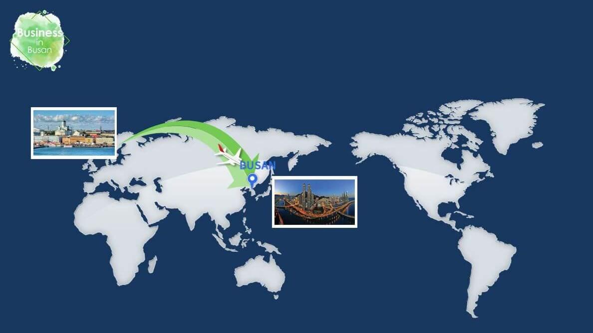 , Busan to Helsinki on Finnair, Buzz travel | eTurboNews |Travel News