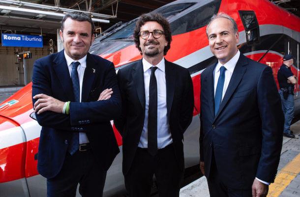Italian Railways plans for 20 million more tourists