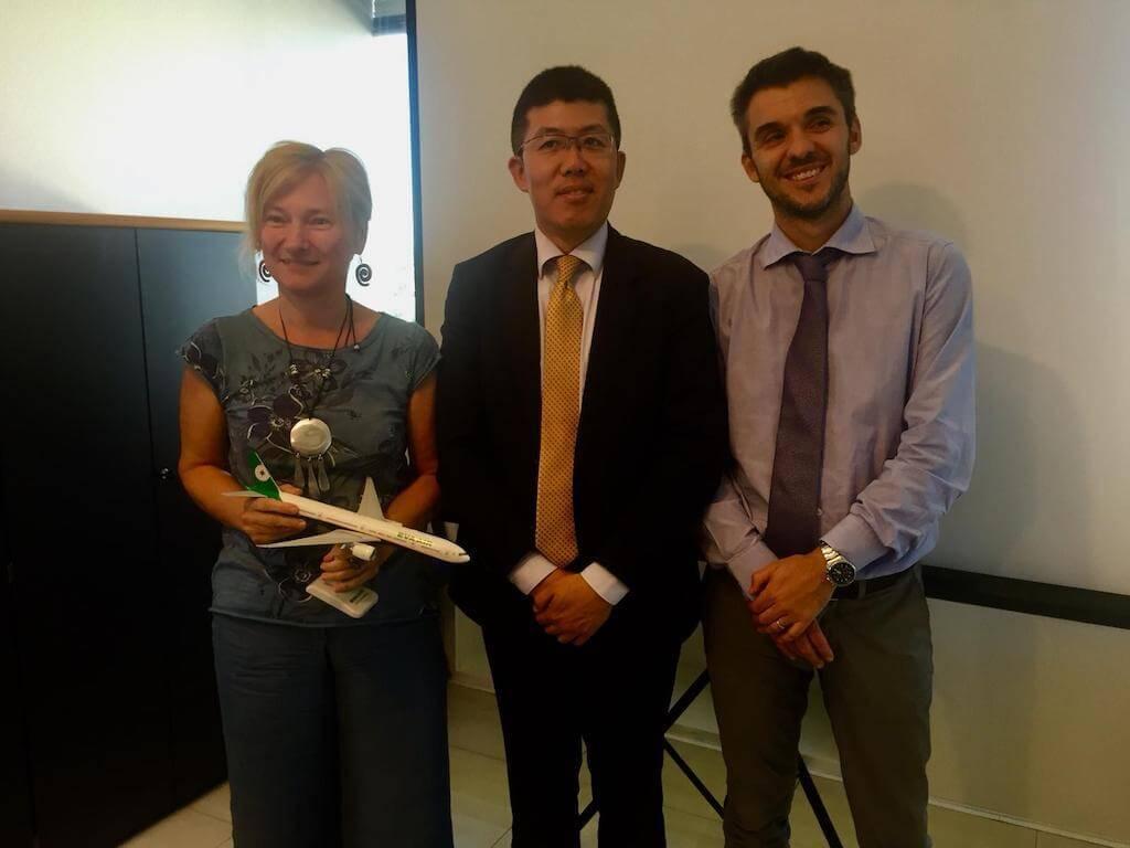 Eva Air plans new direct flight from Milan to Taipei