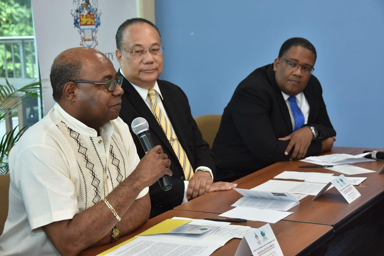Sargassum Clean-up Costs Caribbean US$120 Million – Bartlett
