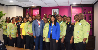 , Jamaica Tourism Minister Meets with Jamaica's 2019 Taste of the Caribbean Team, For Immediate Release   Official News Wire for the Travel Industry, For Immediate Release   Official News Wire for the Travel Industry