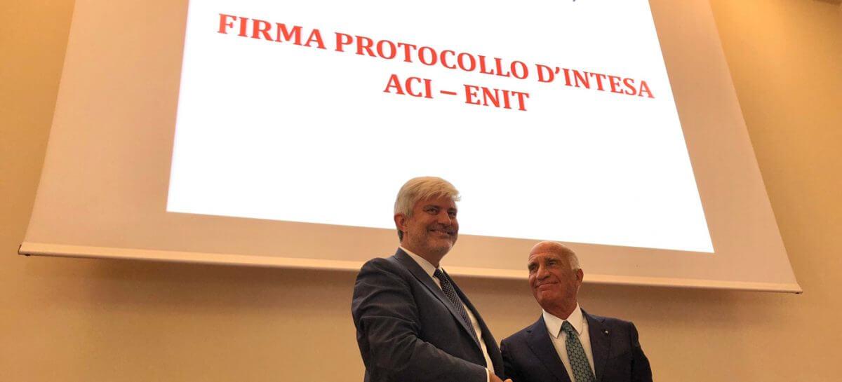 Italian Government Tourist Board and Automobile Club Italia sign MOU