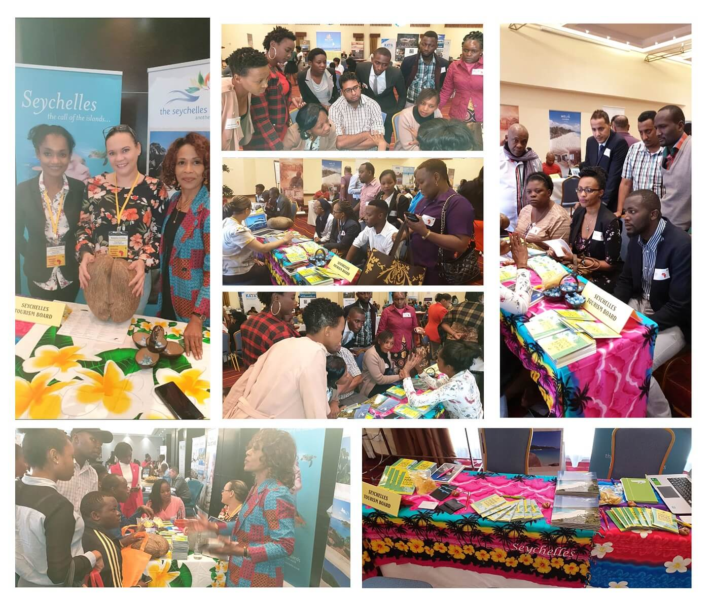 Destination Seychelles radiates at the Spotlight on Africa workshop in Nairobi