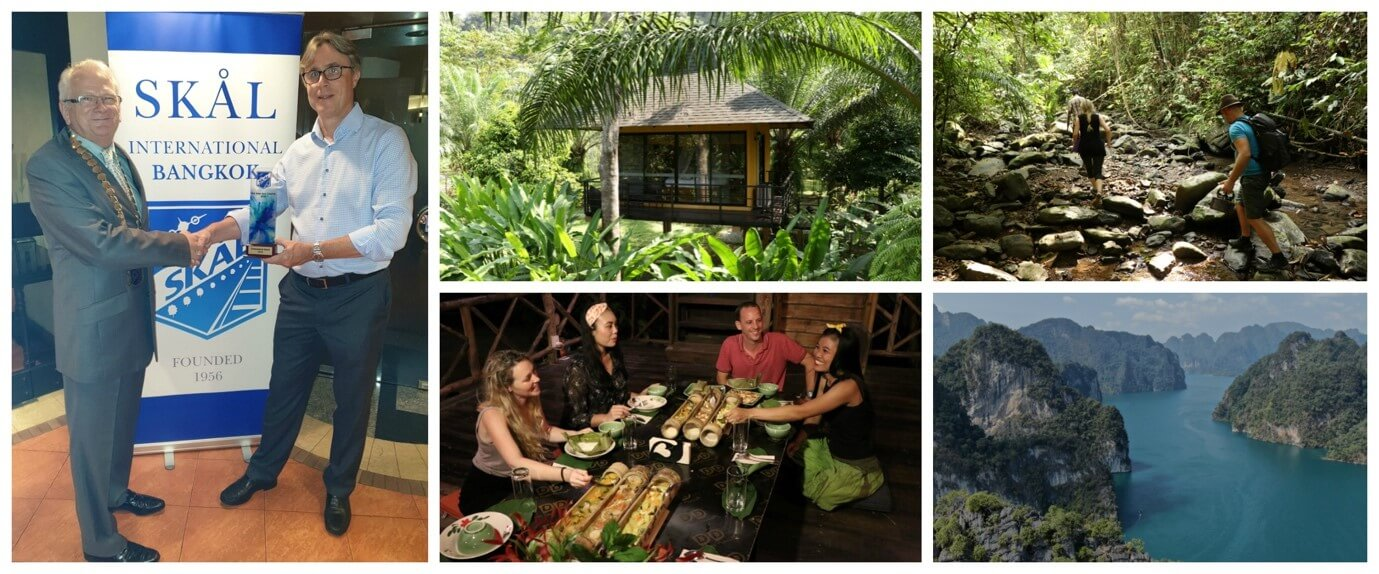 Anurak Community Lodge Wins SKAL International Asian Area Environmental Award