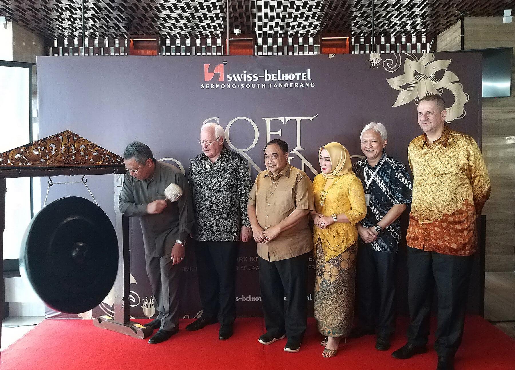 Swiss-Belhotel Serpong opens in Jakarta