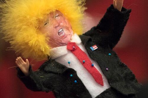 New Orleans travel warning: Beware of Donald Trump voodoo dolls