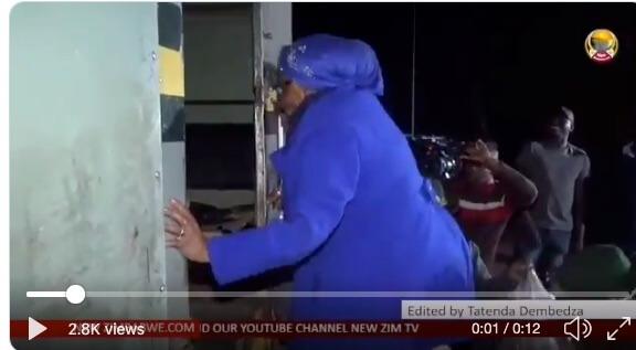 Bail denied for ZImbabwe Tourism Minister Prisca Mupfumira