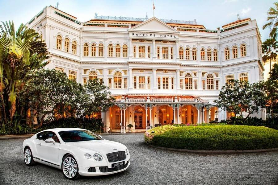 Raffles Hotel Singapore officially reopens