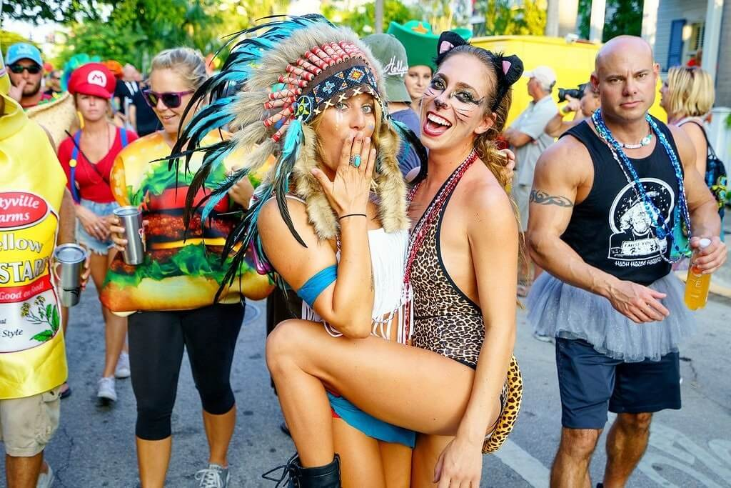Key West's Fantasy Fest marks 40 years with 'In Tune But … Off Key' exuberance