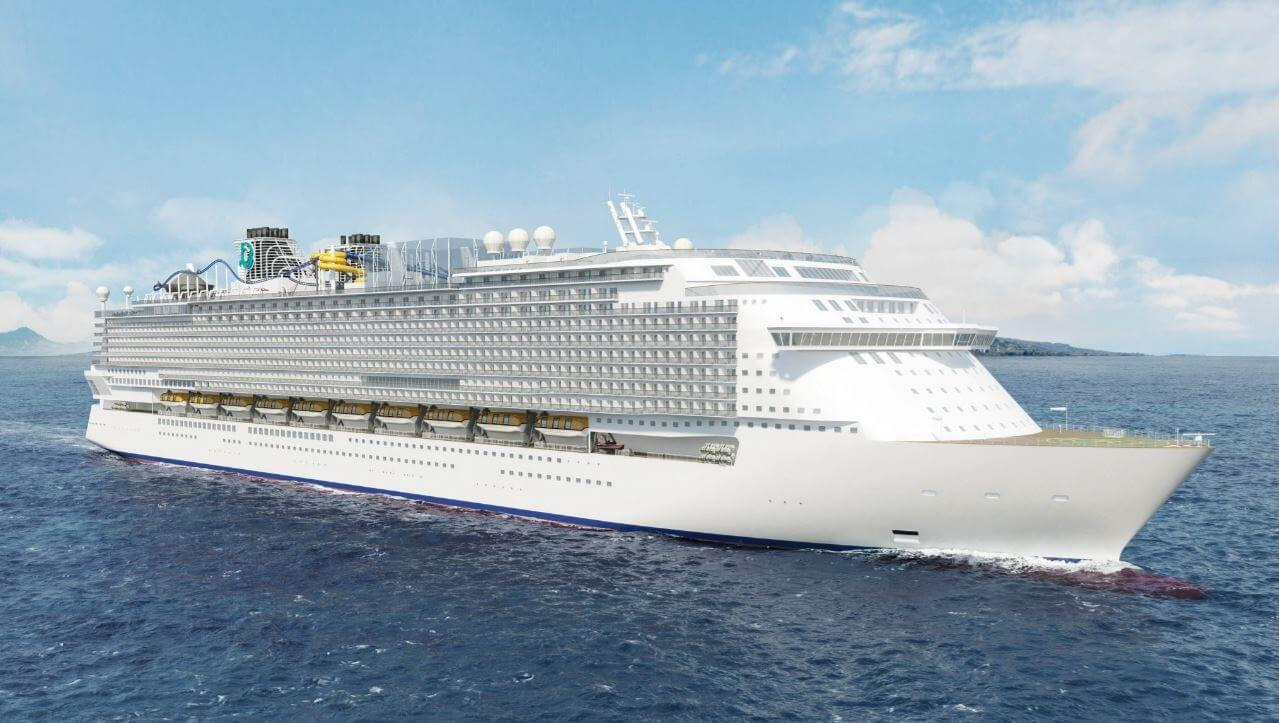 Genting Hong Kong secures €2.6 billion financing for Dream Cruises' two new Global Class ships
