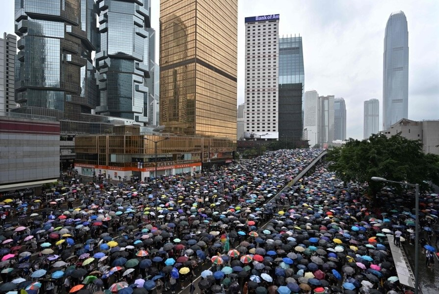 Hong Kong pro-democracy protests take toll on local tour operators, retailers
