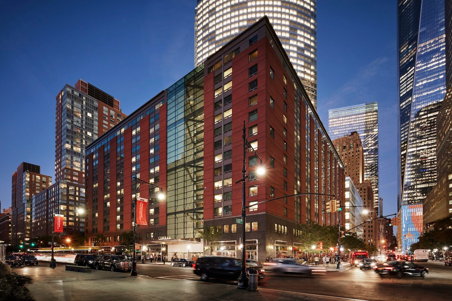 Conrad New York Downtown appoints new Hotel Manager