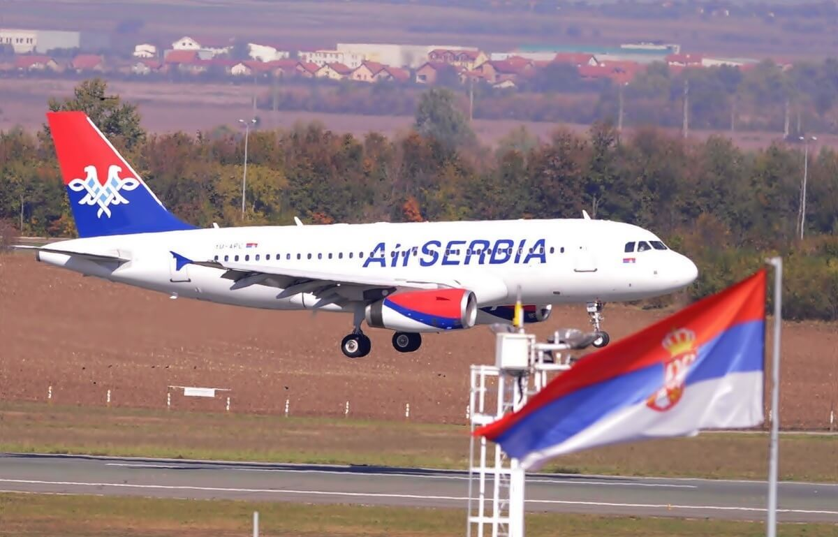 Budapest Airport gains Nis connection with Air Serbia