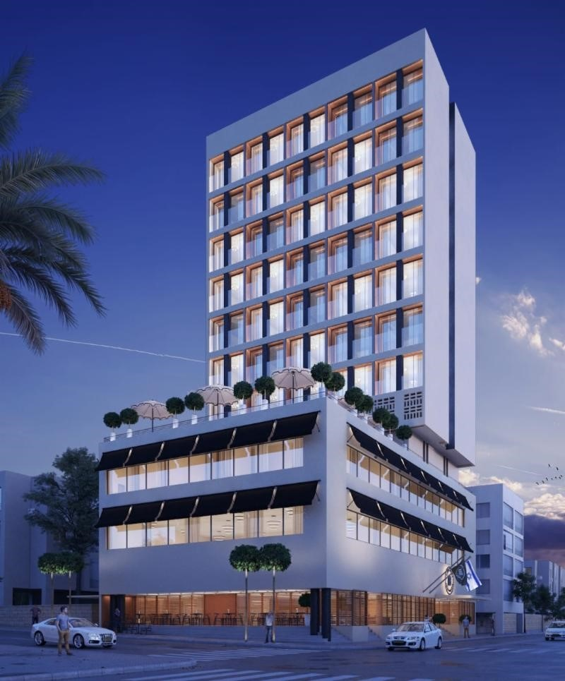 Brown Hotels announces seven new properties in Israel in 2019/20